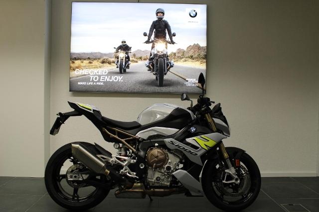 Motorrad kaufen BMW S 1000 R *8750 Occasion