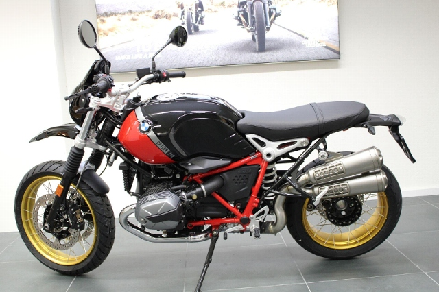 Motorrad kaufen BMW R nine T Urban G/S *4993 Neufahrzeug