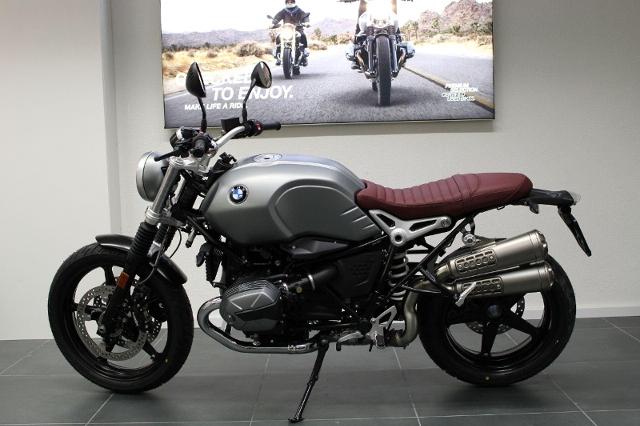 Motorrad kaufen BMW R nine T Scrambler *8883 Neufahrzeug