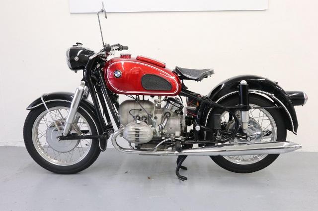 Acheter une moto BMW R 50 Oldtimer