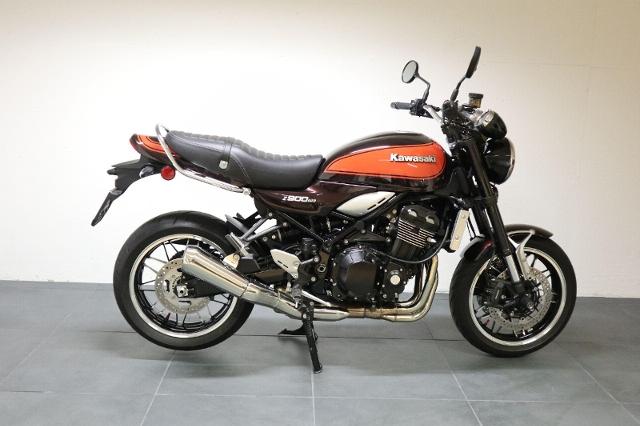 Motorrad kaufen KAWASAKI Z 900 RS *1540 Occasion