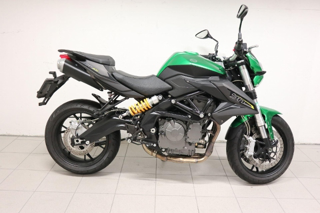 Motorrad kaufen BENELLI BN 600 I *1233 Occasion