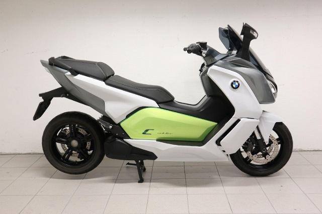 Motorrad kaufen BMW C evolution ABS *8861 Occasion