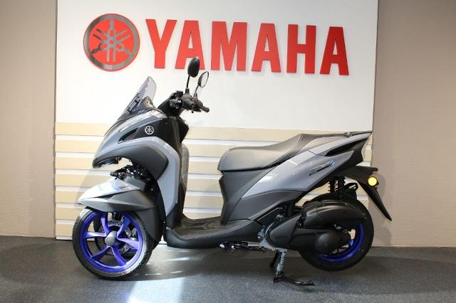 Motorrad kaufen YAMAHA Tricity 125 *5316 Neufahrzeug