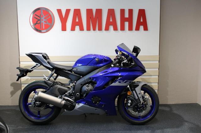 Motorrad kaufen YAMAHA R6 *1402 Neufahrzeug