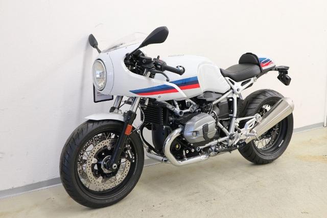 Motorrad kaufen BMW R nine T Racer ABS *6821 Neufahrzeug