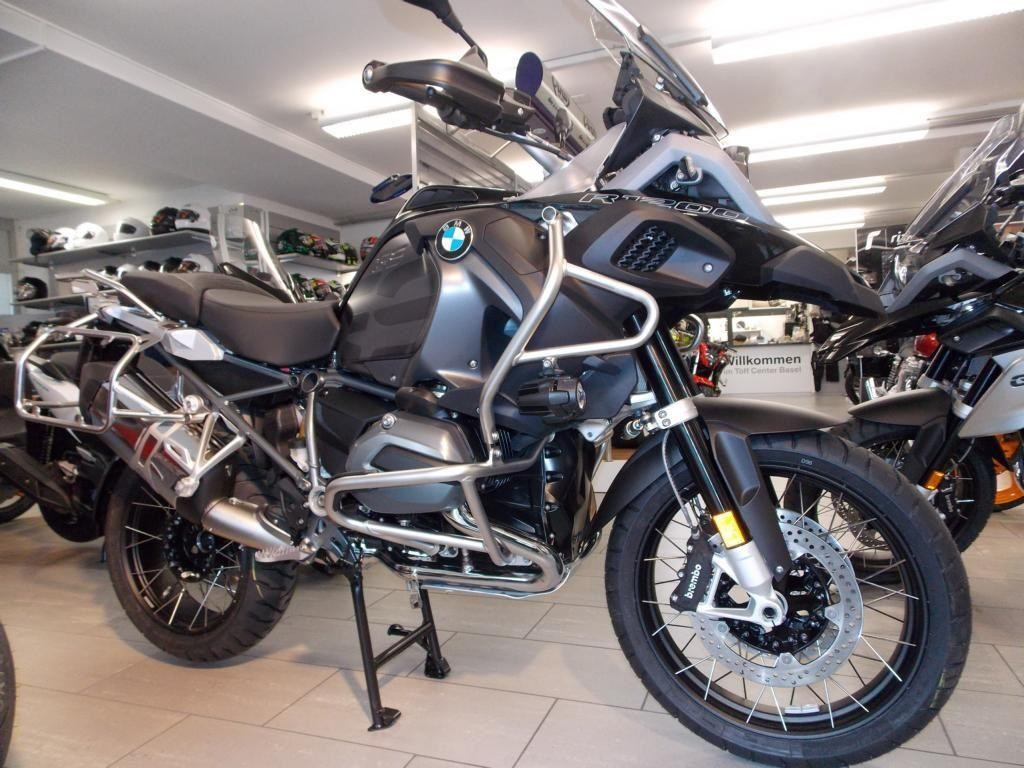 Motorrad Mieten & Roller Mieten BMW R 1200 GS Adventure ABS