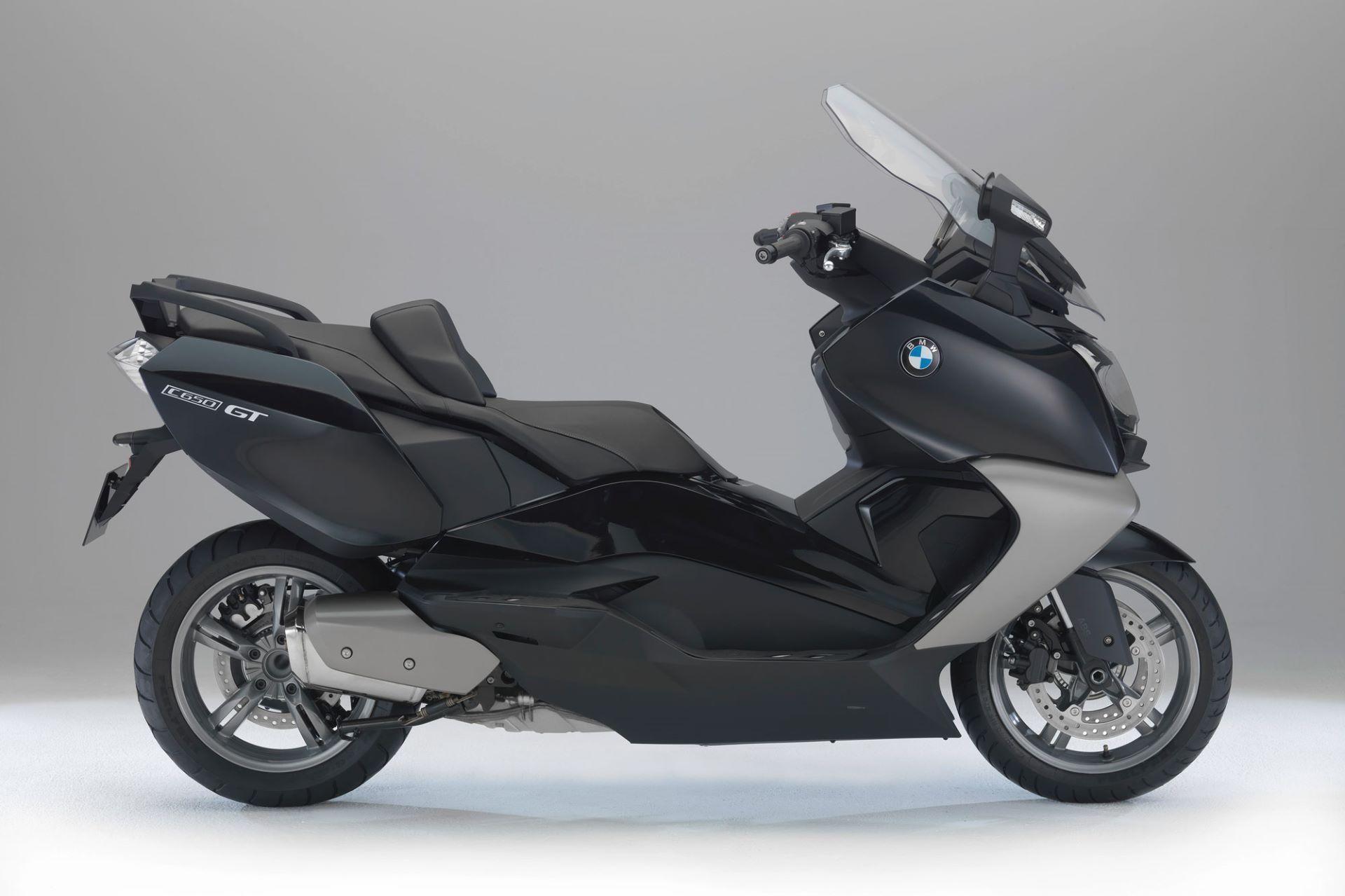 Motorrad Mieten & Roller Mieten BMW C 650 GT ABS