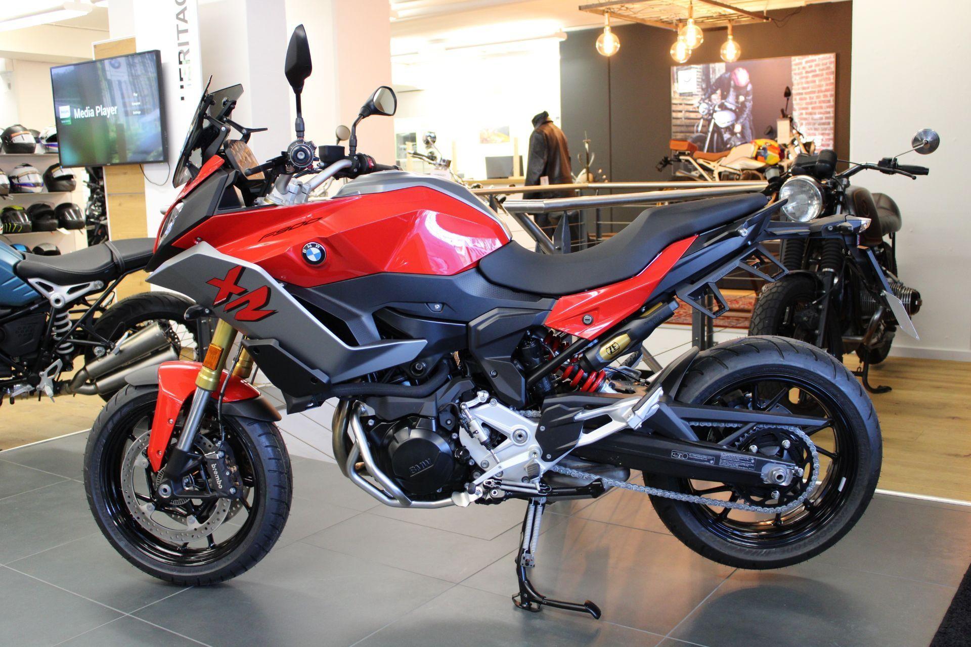 Motorrad Mieten & Roller Mieten BMW F 900 XR A2