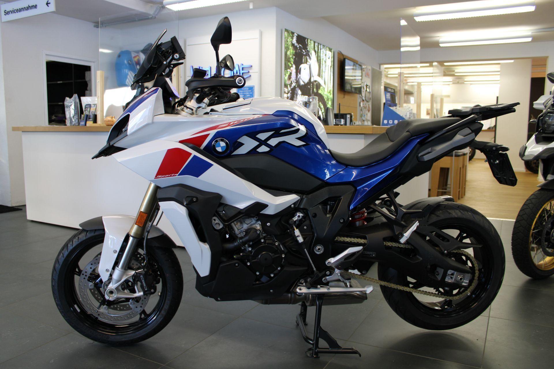 Motorrad Mieten & Roller Mieten BMW S 1000 XR