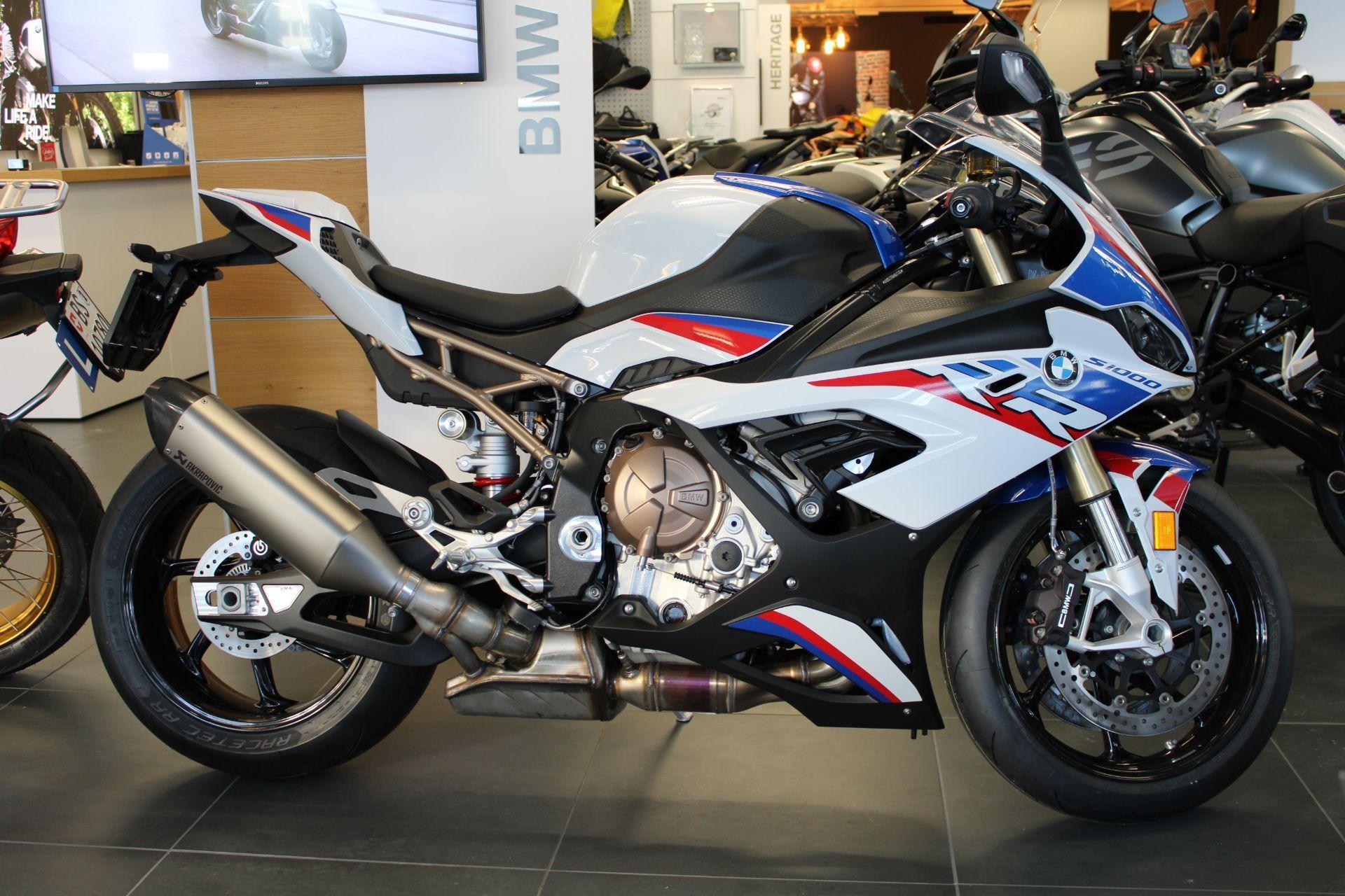 Motorrad Mieten & Roller Mieten BMW S 1000 RR ABS