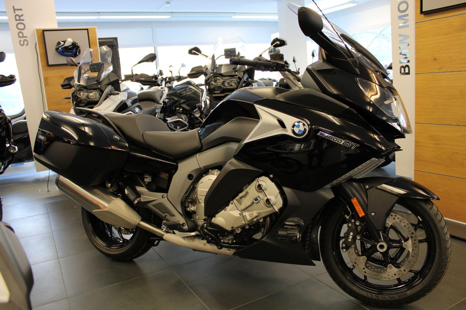Motorrad Mieten & Roller Mieten BMW K 1600 GT ABS