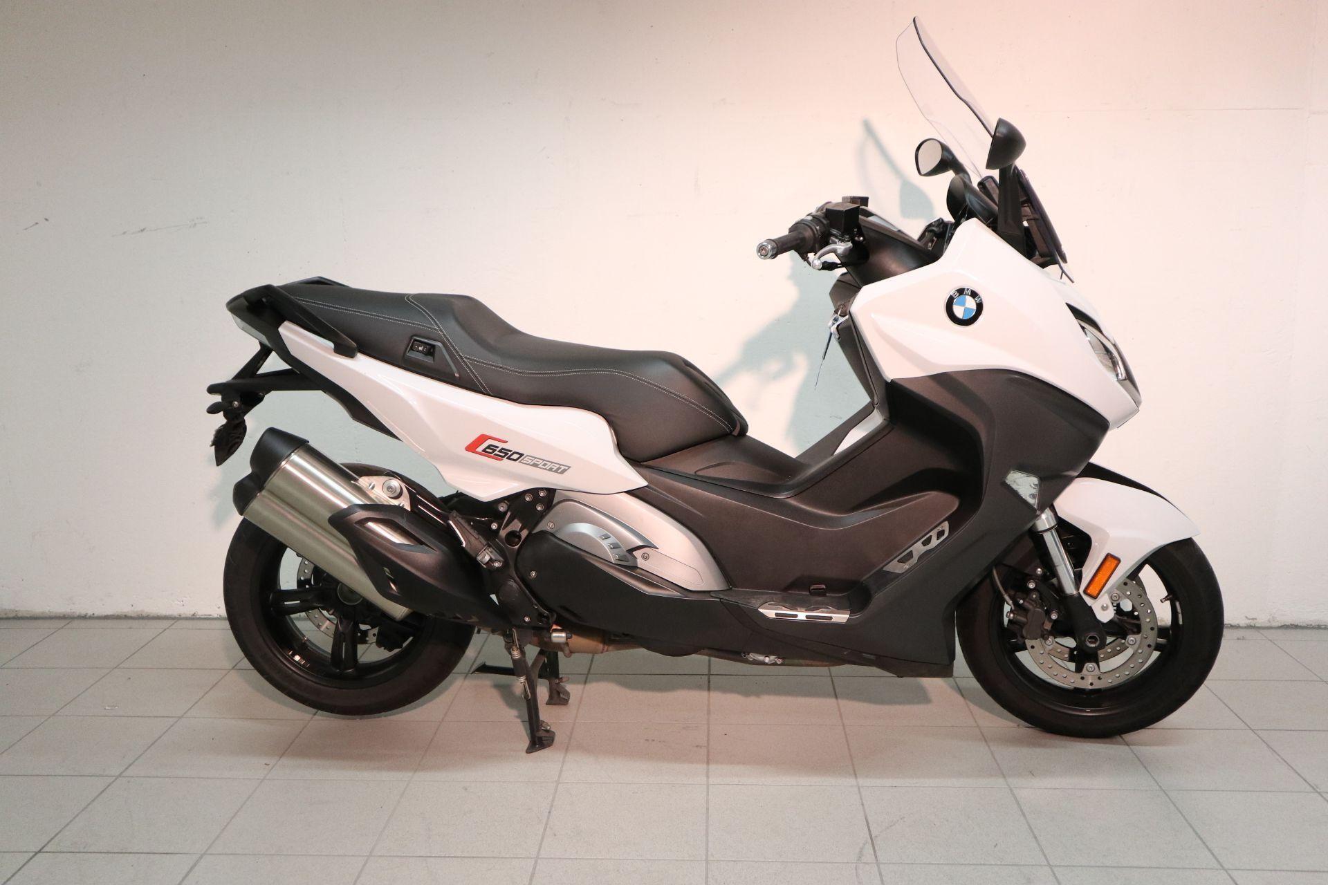 Buy Motorbike Pre Owned Bmw C 650 Sport Abs 2641 Toff