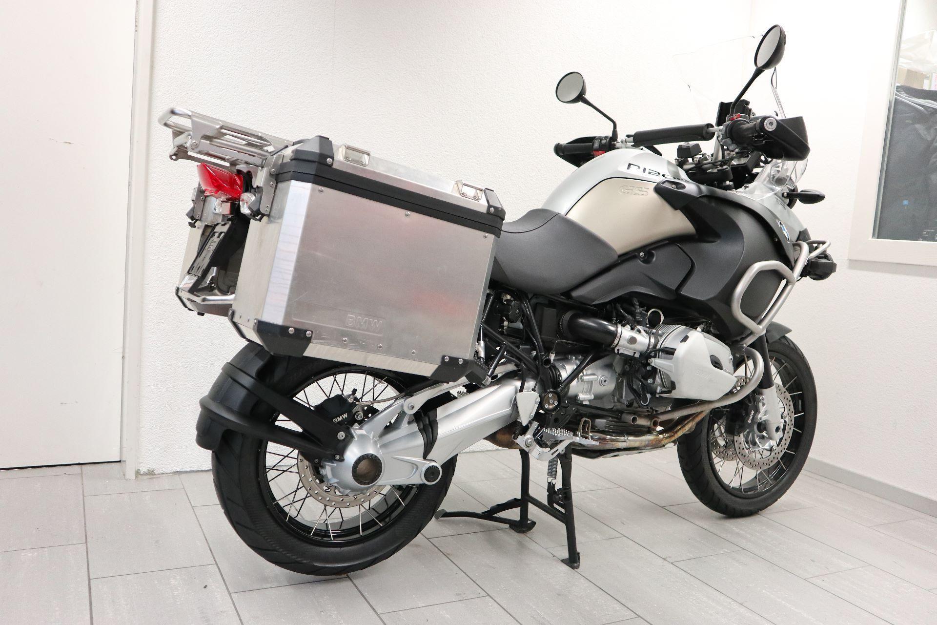 motorrad occasion kaufen bmw r 1200 gs adventure 8539 t ff center basel ag basel. Black Bedroom Furniture Sets. Home Design Ideas