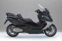 Louer moto BMW C 650 GT ABS (Scooter)