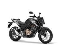 Töff kaufen HONDA CB 500 FA ABS *5799 Naked