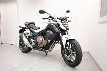 Töff kaufen HONDA CB 500 FA ABS *4513 Naked