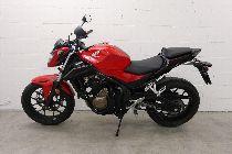 Töff kaufen HONDA CB 500 FA *0136 Naked