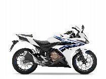 Töff kaufen HONDA CBR 500 RA ABS *1067 Sport