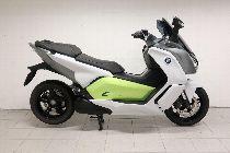 Töff kaufen BMW C evolution ABS *8861 Roller