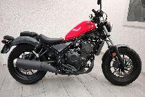 Töff kaufen HONDA CMX 500 Rebel *1150 Custom