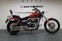 Töff kaufen HARLEY-DAVIDSON FXDWG 1585 Dyna Wide Glide ABS *9575 Custom