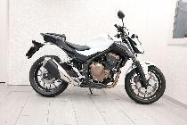 Töff kaufen HONDA CB 500 FA ABS *5604 Naked
