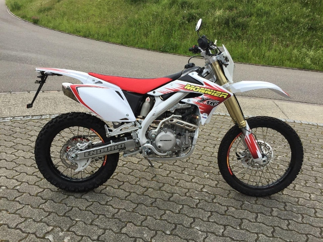 Motorrad kaufen MONNIER XRF 250 Neufahrzeug