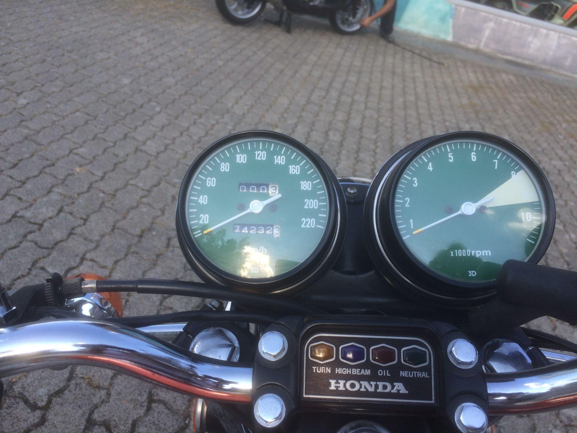 Buy motorbike Oldtimer HONDA CB 750 Four K6 HLR 2-Rad-Sport GmbH Magden