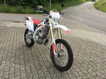 Motorrad kaufen Occasion MONNIER XRF 250 (enduro)