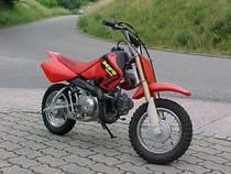 Motorrad kaufen Neufahrzeug HONDA Spezial (enduro)