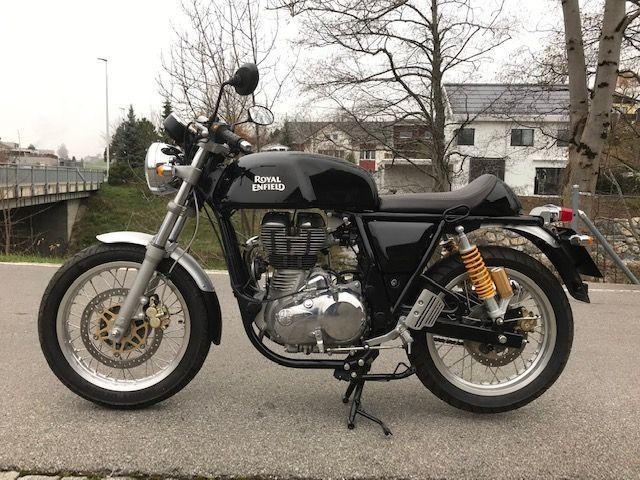 Motorrad kaufen ROYAL-ENFIELD Continental GT 535 Neufahrzeug