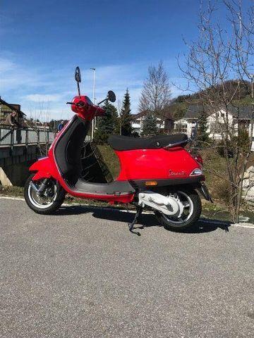 Motorrad kaufen PIAGGIO Vespa LX2 50 Occasion