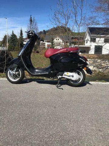Motorrad kaufen PIAGGIO Vespa Primavera 50 Occasion