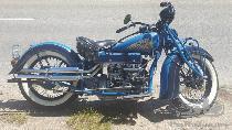 Motorrad kaufen Oldtimer INDIAN Four (custom)
