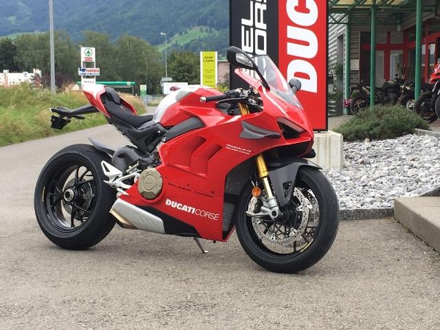 Motorrad kaufen DUCATI 998 Panigale V4R Vorführmodell