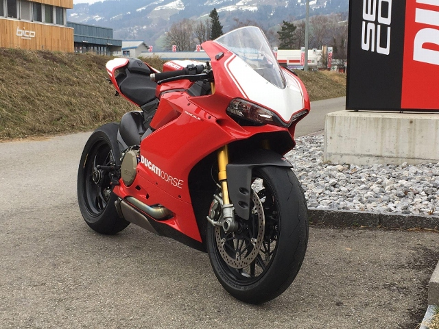 Motorrad kaufen DUCATI 1199 Panigale R ABS Occasion