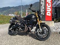 Motorrad kaufen Occasion DUCATI 1100 Scrambler Sport Pro (retro)