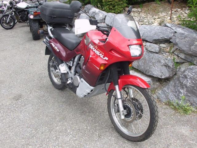 Motorrad kaufen HONDA XL 600 V Transalp Occasion