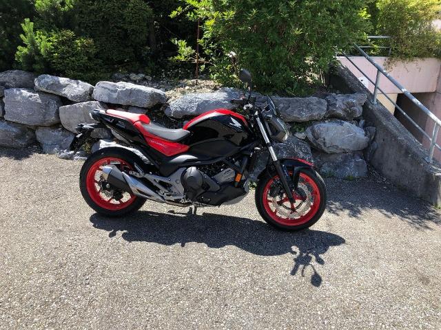 Motorrad kaufen HONDA NC 750 SD Dual Clutch ABS Occasion