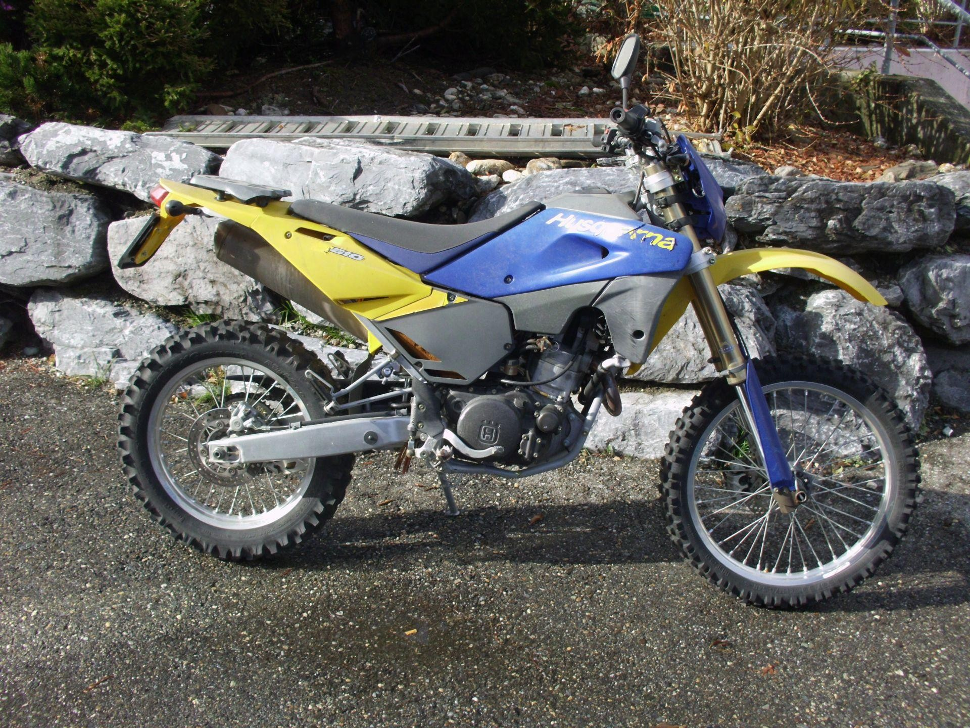 Moto occasions acheter husqvarna 610 l garage allenspach ilanz for Garage moto occasion