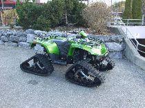 Motorrad kaufen Occasion ARCTIC CAT TRV 1000 (quad-atv-ssv)