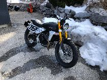 Motorrad kaufen Occasion FANTIC MOTOR Caballero 500 Flat Track (retro)