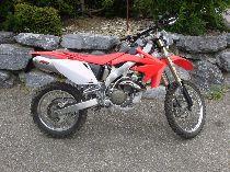 Motorrad kaufen Occasion MOSER-HM CRF 450 R Enduro (enduro)
