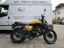 Motorrad kaufen Neufahrzeug BULLIT Bluroc 125 (retro)