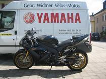 Motorrad kaufen Occasion YAMAHA YZF-R1 SP (sport)
