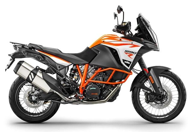 Acheter une moto KTM 1290 Super Adventure ABS R MY 18 neuve