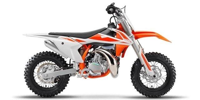 Motorrad kaufen KTM 50 SX Mini MY 19 Neufahrzeug