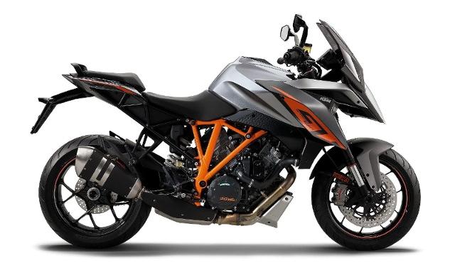 Acheter une moto KTM 1290 Super Duke GT ABS MY 16 neuve