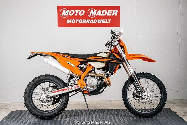 Motorrad kaufen KTM 250 EXC-F 4T Enduro Vorführmodell